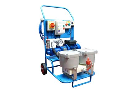 Filtration Unit (MS2 Twin Wheeled Trolley)
