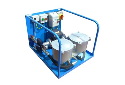 Micro Filtration Unit (MS2 Gear Pump Filter Unit)