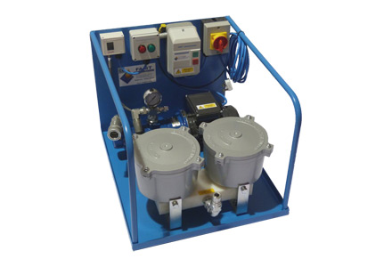 Micro Filtration Unit (MS2 Progressive Cavity Pump Filter Unit)