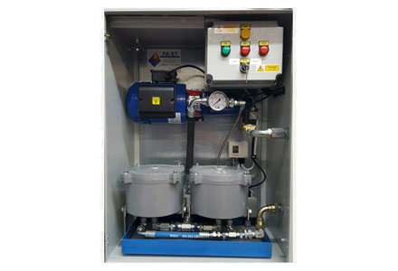 Filtration & Polishing Cabinet (Diesel Fuel & Light Oil)