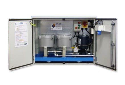 Filtration & Polishing Cabinet (Diesel Fuel)